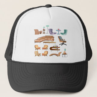 Furniture_Set_Collection Trucker Hat