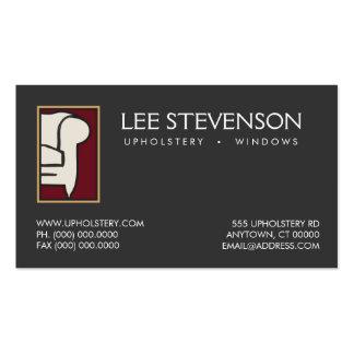 Furniture Upholsterer Business Card