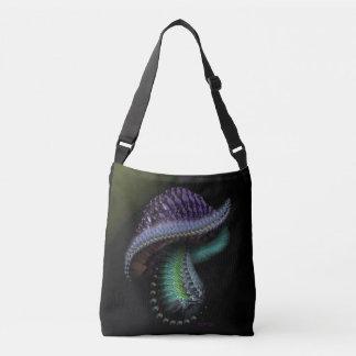 Furry Crystal Mushroom Bag