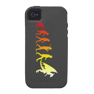 Furry evolution Case-Mate iPhone 4 covers