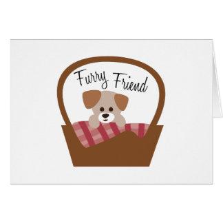 Furry Friend Card