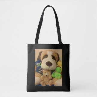 Furry friends Tote bag