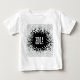 Furry Hola Baby T-Shirt