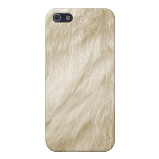 Furry iPhone 4 case