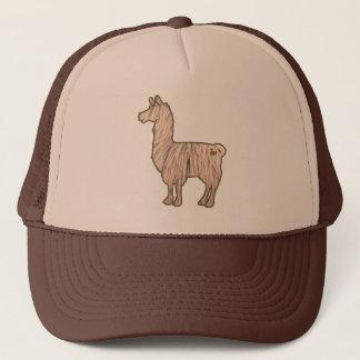 Furry Llama Cap