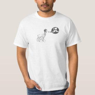 Furry Mustache dude T-Shirt