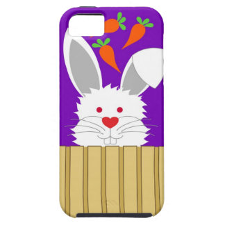 Furry Rabbit iPhone Case