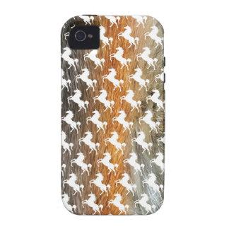 Furry Unicorns iPhone 4/4S Cases