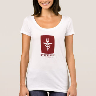 Furst 50th Anniversary-Women Red T-Shirt