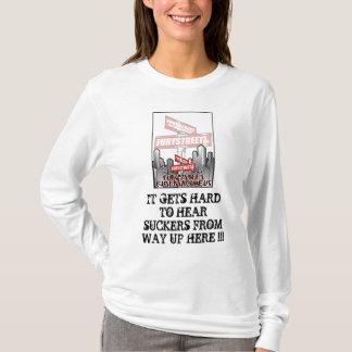 FURYSTREET WOMANS W/ HOOD SHIRT
