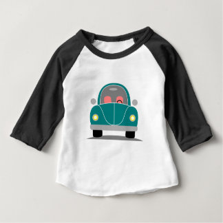 Fusca love baby T-Shirt