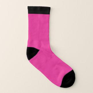 Fuschia pink  And Black 1