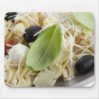 Fusilli Pasta Salad Mousepad