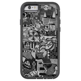 fusion_cosmicRAY Tough Xtreme iPhone 6 Case