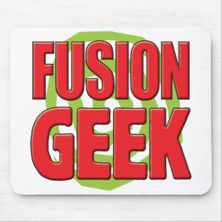 Fusion Geek Mouse Pads
