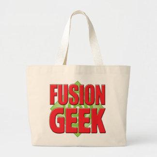 Fusion Geek v2 Tote Bags