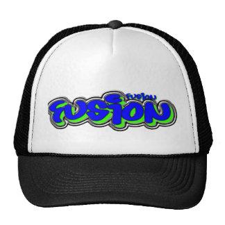 fusion head gear mesh hats