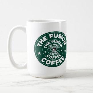 Fusion Illusion Coffee Mug