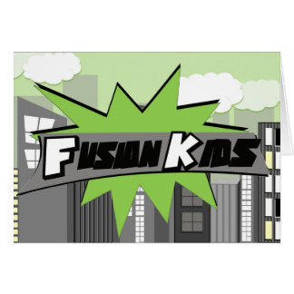 Fusion Kids Product Card