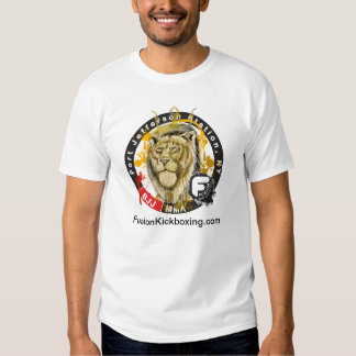 Fusion Lion Mens Tee
