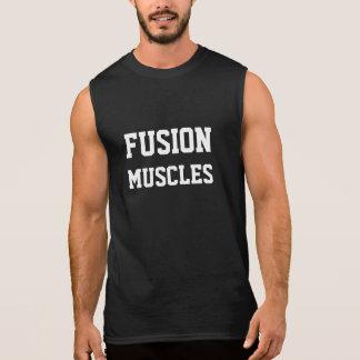 Fusion Muscles Sleeveless Shirt