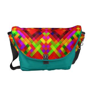 Fusion of Colors Rickshaw Messenger Bag