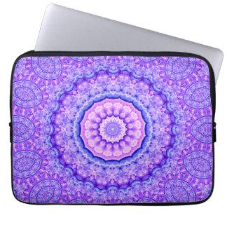Fusion of Light Mandala Laptop Sleeves