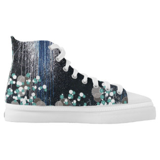 fusion_splatter printed shoes