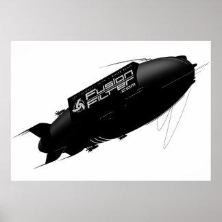 FusionFilter Airship Posters