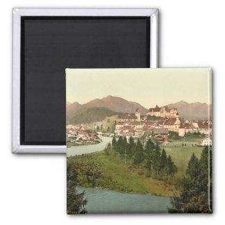 Fussen, Bavaria, Germany Magnet