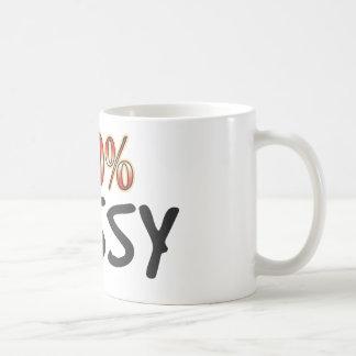 Fussy 100 Percent Mug