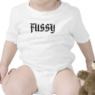 FUSSY TEES