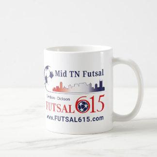Futsal 615 ⚽ Middle Tennessee Futsal ⚽ Mug