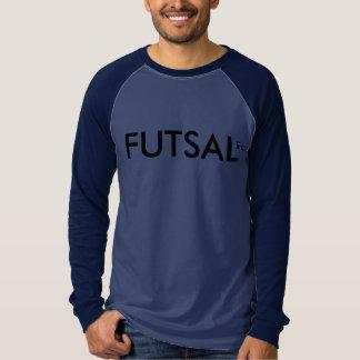 Futsal Men's Canvas Long Sleeve Raglan T-Shirt