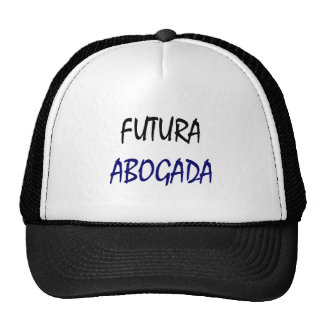 Futura Abogada Hats