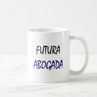 Futura Abogada Mugs