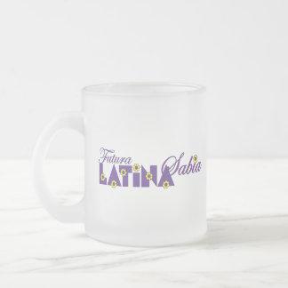 Futura Latina Sabia Mugs