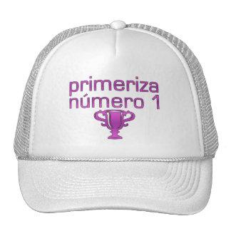 Futura Mamá  Número 1 Hat