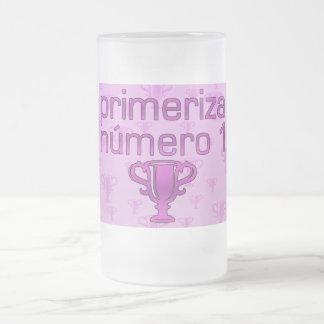 Futura Mamá  Número 1 Coffee Mugs