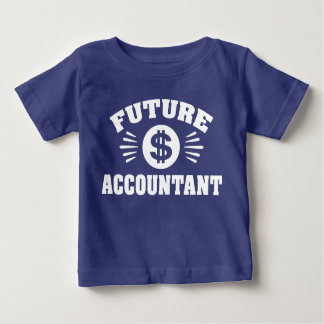 Future Accountant Baby T-Shirt