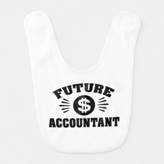 Future Accountant Bib