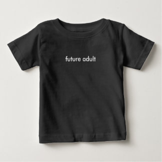 future adult kid shirt