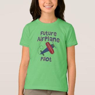 Future Airplane Pilot T-Shirt