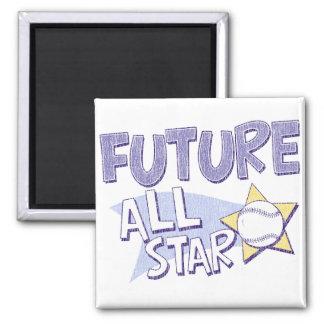 Future All Star Fridge Magnets