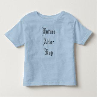 Future Altar Boy Catholic Mass Traditional Toddler T-Shirt