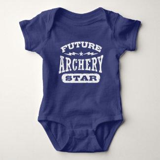 Future Archery Star Baby Bodysuit