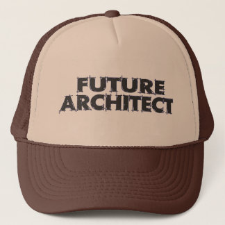 Future Architect Trucker Hat