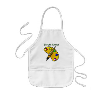 Future Artist Childs Apron