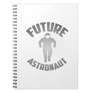 Future Astronaut Note Book