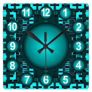 Future Atomic Hi Tech Clock